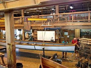 Harvey_W_Smith_Watercraft_Center_North_Carolina_Maritime_Museum_Beaufort_North_Carolina