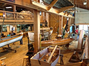 Harvey_W_Smith_Watercraft_Center_North_Carolina_Maritime_Museum_Beaufort_North_Carolina_Interior_Boat_Shop