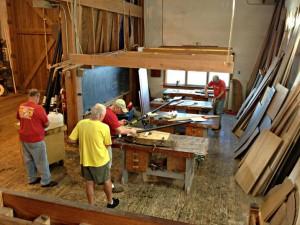 Harvey_W__Smith_Watercraft_Center_North_Carolina_Maritme_Museum_Beaufort_North_Carolina