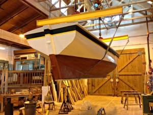 The_Harvey_W_Smith_Watercraft_Center_North_Carolina_Maritime_Museum_Beaufort_North_Carolina_Interior